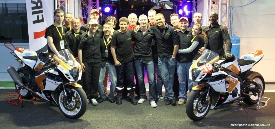 Team PLURACE Compétition 2013